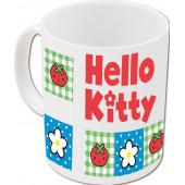 Кружка керамическая (№2, 325 мл). Hello Kitty