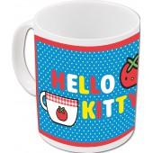 Кружка керамическая (№3, 325 мл). Hello Kitty