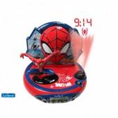 Часы-будильник-проектор Человек-Паук