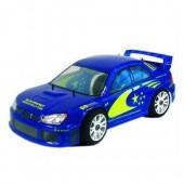 Радиоуправляемый автомобиль с ДВС HSP 4WD Blue Rocket 1:8 - 94866-86691 - 2.4G