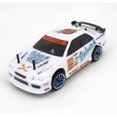 Радиоуправляемый автомобиль для дрифта HSP Flying Fish 2 - 1:16 4WD - 94163T3-16331W - 2.4G