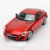 Радиоуправляемая машина MZ Mercedes-Benz SLS Red 1:14 - 2024