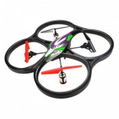 Радиоуправляемый квадрокоптер WLToys V262 LED Cyclone UFO Drones 2.4G - V262