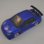 Радиоуправляемый автомобиль HSP 1:10 4WD - 2.4G -  94103-12343B