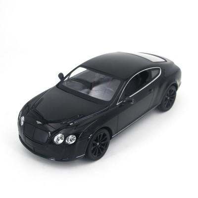 Радиоуправляемая машина Bentley GT Supersport Black 1:14 - MZ-2048