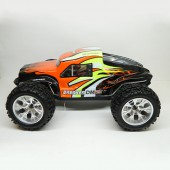 Радиоуправляемый автомобиль HSP Electric Monster Sand Rail Truck 4WD 1:10 - 94204 PRO - 2.4G