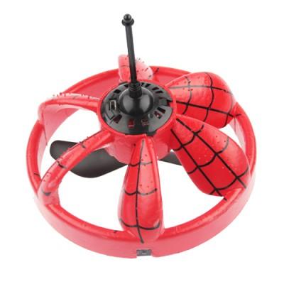 Радиоуправляемая летающая тарелка UFO Spider Man - P088-5