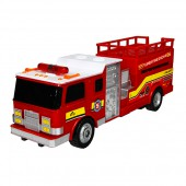 Радиоуправляемая пожарная машина с подъемной площадкой - R236