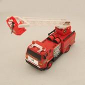 Радиоуправляемая пожарная машина RUI FENG с подъемной стрелой - F827-2