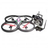 Радиоуправляемый квадрокоптер WLToys V666 FPV Camera UFO Drones 2.4G - V666 FPV