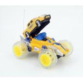 Радиоуправляемый желтый джип с водяной пушкой - 333-SS03