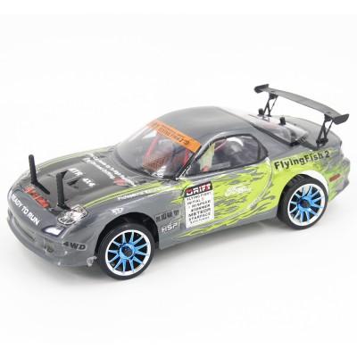 Радиоуправляемый автомобиль для дрифта HSP Flying Fish 2 - 1:16 4WD - 94163T3-16378 - 2.4G