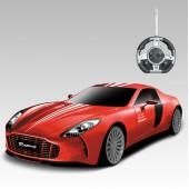Радиоуправляемый конструктор - автомобиль Aston Martin - 2028-1F05B