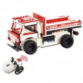 Радиоуправляемый конструктор - грузовик - LXY11A-GCY