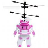 Радиоуправляемая игрушка - вертолет RoboCar Поли - 7018-518