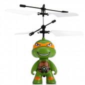 Радиоуправляемая игрушка - вертолет Ninja Turtles Черепашки Ниндзя - 918