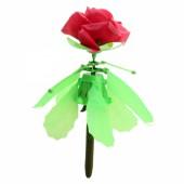 Радиоуправляемая игрушка - вертолет Летающая роза - 8188