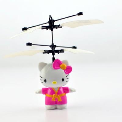 Радиоуправляемая игрушка - вертолет Hello Kitty - 1405