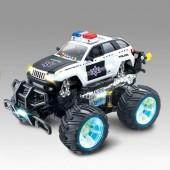 Радиоуправляемый автомобиль перевертыш Acrobatic Dancing Police Car 1:14 - 333-540B