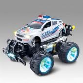 Радиоуправляемый автомобиль перевертыш Acrobatic Dancing Police Car 1:14 - 333-541B