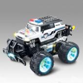 Радиоуправляемый автомобиль перевертыш Acrobatic Dancing Police Car 1:14 - 333-542B