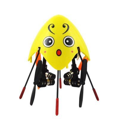 Радиоуправляемое квадрояйцо 3D Stunt Flying Egg 6-Axis Gyro - SH6057