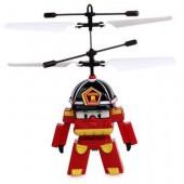 Радиоуправляемая игрушка - вертолет RoboCar Поли - 7018-518-B