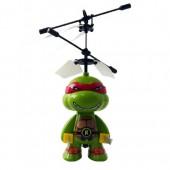 Радиоуправляемая игрушка - вертолет Ninja Turtles Черепашки Ниндзя - 918-R