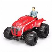 Радиоуправляемый трактор WLtoys P949 Tractor 2WD 1:10 2.4GHz - P949
