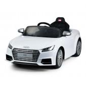 Радиоуправляемый электромобиль Rastar 82500 Audi TTS Roadster White 12V 2.4G - 82500-W