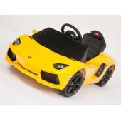 Радиоуправляемый электромобиль Rastar Lamborghini Aventador LP 700-4 Yellow - 81700-Y