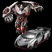 Радиоуправляемый робот-трансформер JQ Troopers Violent - TT667A