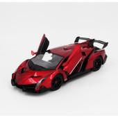 Радиоуправляемая машина MZ Lamborghini Veneno Red 1:14 - 2289J