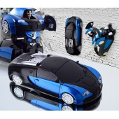 Радиоуправляемый трансформер MZ Bugatti Veyron 1:24 - 2815X