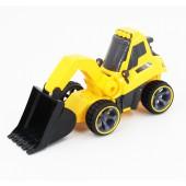 Радиоуправляемый трактор с ковшом для малышей 1:18 - 7777-08