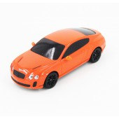 Радиоуправляемая машина MZ Bentley Continental Orange 1:24 - 27040