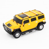 Радиоуправляемая машина MZ Hummer H2 Yellow 1:24 - 27020