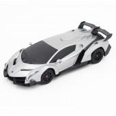 Радиоуправляемая машина MZ Lamborghini Veneno Silver 1:24 - 27043-S