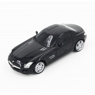 Радиоуправляемая машина MZ Mercedes-Benz SLS Black - 27046-B