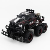 Радиоуправляемая машина джип 6х6 YED Black Thunder Speed WE-7 - YE81401