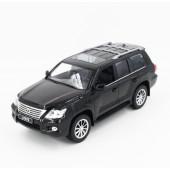Радиоуправляемый джип Hui Quan Lexus LX570 Black - HQ200125-B