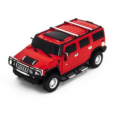 Радиоуправляемая машина MZ Hummer H2 Red 1:24 - 27020-R