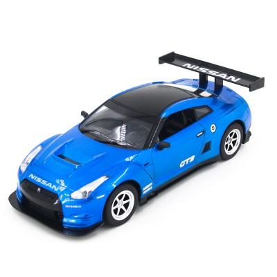 Радиоуправляемая машина Nissan GTR Blue 1:16 - HQ20132