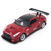 Радиоуправляемая машина Nissan GTR Red 1:16 - HQ20132-R