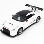 Радиоуправляемая машина Nissan GTR White 1:16 - HQ20132-W