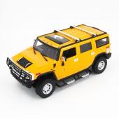 Радиоуправляемая машина Hummer H2 Yellow 1:14 - MZ-2026-Y