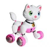 Интерактивная кошка Cindy с управлением голосом и руками - MG012