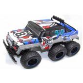 Радиоуправляемый гоночный пикап YED 6WD 1:10 2.4G - YE81505