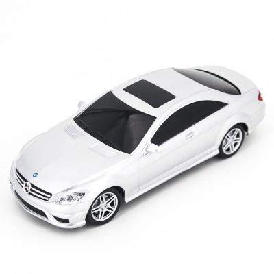 Радиоуправляемая машина Rastar Mercedes Silver CL63 AMG 1:24 - 34200-S