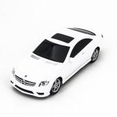 Радиоуправляемая машина Rastar Mercedes White CL63 AMG 1:24 - 34200-W